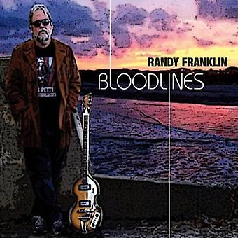 Randy Franklin - Bloodlines [CD] USA import