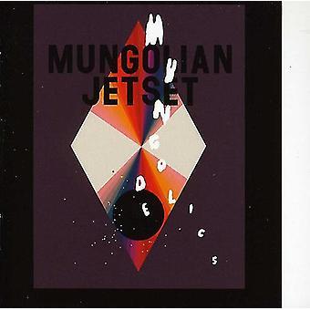 Mungolian Jetset - Mungodelics [CD] USA importerer