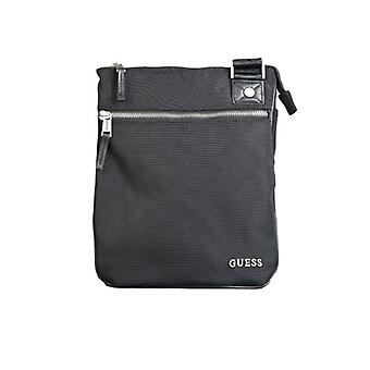 Guess Guess Messenger Shoulder Bag HM2521NYL54 BLA