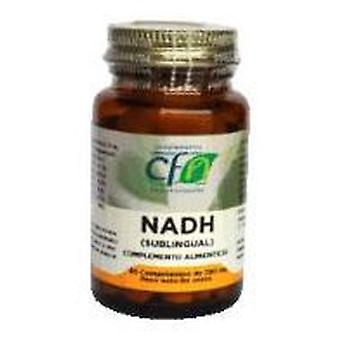 CFN NADH Sublingual 10 Mg. 30 Comp.