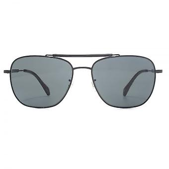 Paul Smith Roark Sunglasses In Onyx Matte Onyx