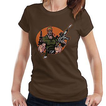 Smugleren Bro Jayne Firefly kvinders T-Shirt