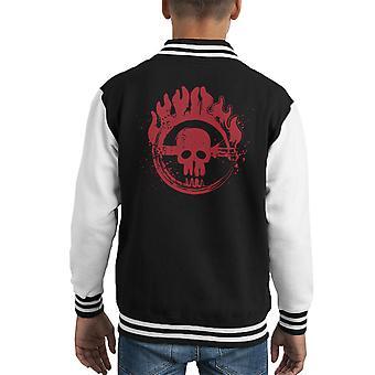 Mad Max Blut auf der Straße Kid Varsity Jacket