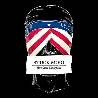 Stuck Mojo - här kommer otrogna [CD] USA import