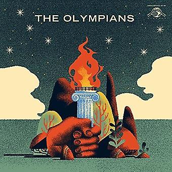 Olympians - Olympians [CD] USA importerer