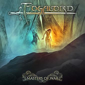 Fogalord - Masters of War [CD] USA import