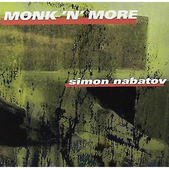 Simon Nabatov - Munk Nielsen mere [CD] USA import