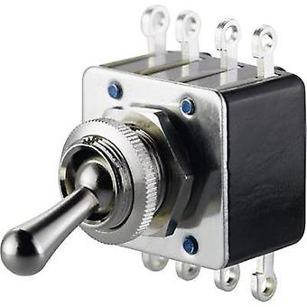 Toggle switch 250 Vac 2 A 2 x Off/On Marquardt 013