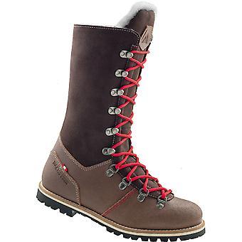 Dachstein Womens vinterstøvler Alpine dronning Brown - 311681-2000-4063