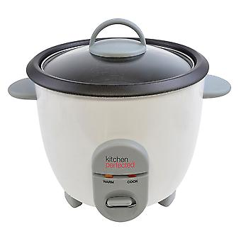 Lloytron KitchenPerfected Automatic Non Stick Rice Cooker 350W 0.8L (E3302)