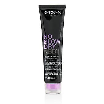 Redken No Blow Dry Bossy Cream (For Coarse Wild Hair) - 150ml/5oz