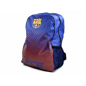 FC Barcelona Official Football Fade Backpack/Rucksack