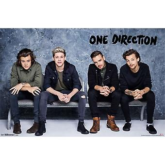 1D - Bench Poster Poster Print