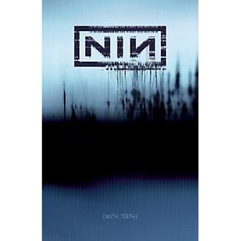 Nine Inch Nails Poster Poster Print