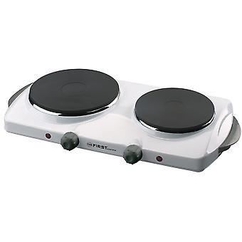 Plate electric double 2500 W 155 mm and 185 mm. FA5088
