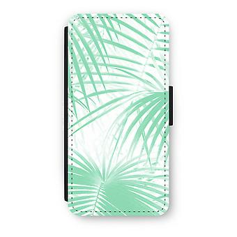 iPhone 7 Flip Case - Palm leaves
