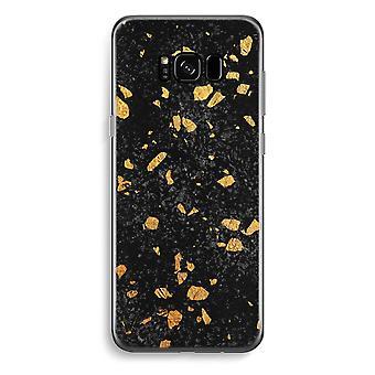 Samsung Galaxy S8 Transparent Case - Terrazzo N°7