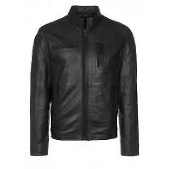Ceres Mens Leather Jacket
