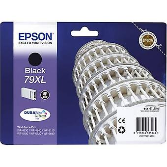 Epson Ink T7901, 79XL Original Black C13T79014010