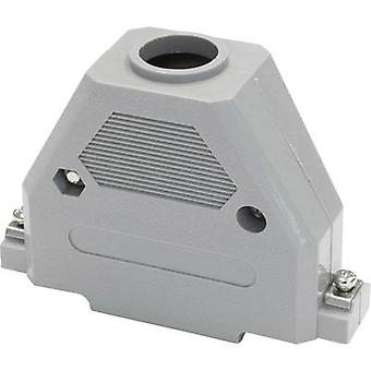 D-SUB housing Number of pins: 37 Plastic 180 ° Grey
