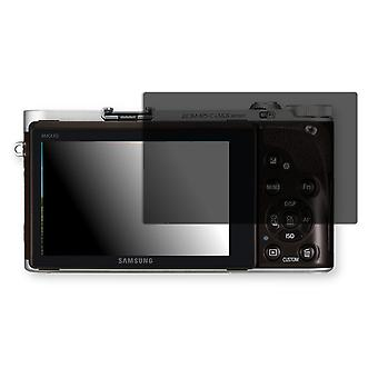 Samsung NX300M screen protector - Golebo view protective film protective film