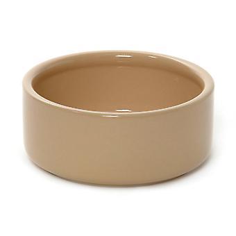 Mason Cash Plain Pot Dog Bowl 150mm