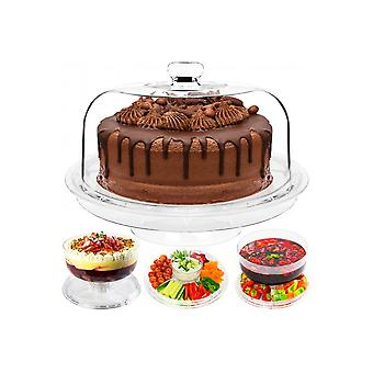 Andrew James 4 In 1 Multifunctional Cake Stand