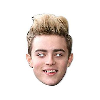 John From Jedward Face Mask.