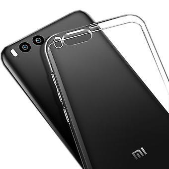 Silikoncase Transparent 0,3 mm Ultradünn Hülle für Xiaomi Mi Note 3 Tasche Cover Neu