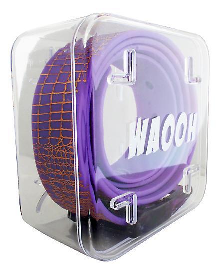 Waooh - Belt Plastic Waooh Lila / Gold