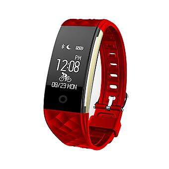 S2 Smart Task bracelet with Touch-Red