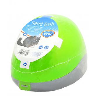 Duvo Bañera Para Chinchilla (Small pets , Hygiene and Cleaning , Toilets)