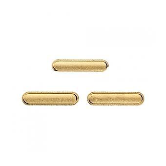 Ersatz für das iPad Air 2 - Power und Lautstärke-Taste - Gold