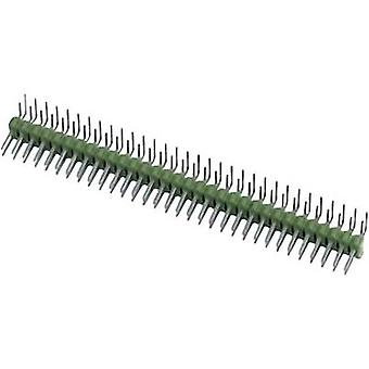 TE Connectivity Pin strip (standard) No. of rows: 2 Pins per row: 8 826634-8 1 pc(s)