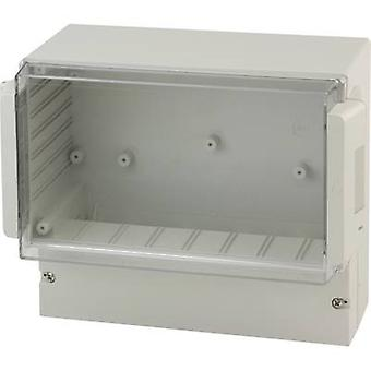 Bopla REGLOCARD RCP 2500 Controller enclosure 257 x 217 x 132.5 Acrylonitrile butadiene styrene, Polycarbonate (PC) Light grey 1 pc(s)