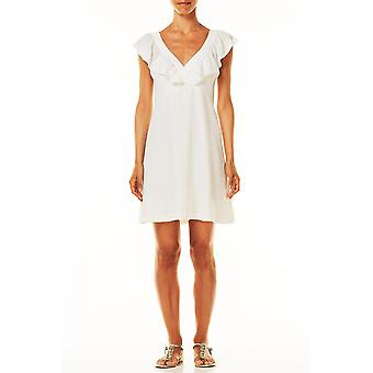 Dress White F18274 Liu Jo Woman