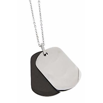 MANUEL ZED Stainless Steel Necklace