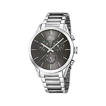 LOTUS - men's wristwatch - 18114/2 - minimalist - classic