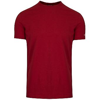 DSQUARED2 Underwear DSQUARED2 Red Marl T-Shirt