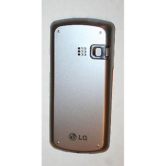 OEM LG AX265 UX265 Rumor2 Banter Battery Door - Silver