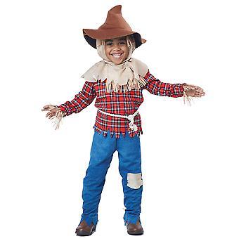 Récolter le temps épouvantail magicien d'Oz Story Book semaine bambin garçons Costume