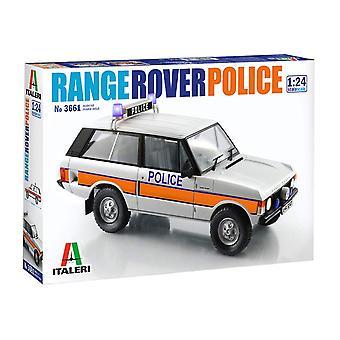 Italeri 1/24 - Range Rover (policji) #3661