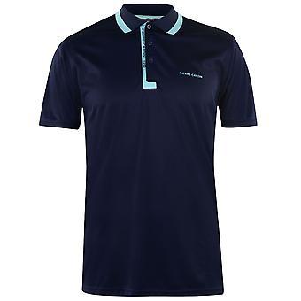 Pierre Cardin Mens Fine Pique Polo Shirt Classic Fit Tee Top Short Sleeve Button