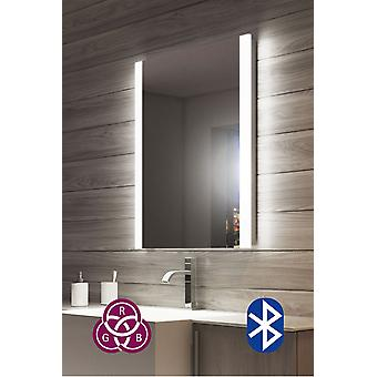 RGB Double Edge Bathroom Mirror with Sensor k1114rgb
