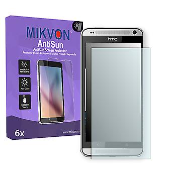 HTC Desire 7088 Screen Protector - Mikvon AntiSun (Retail Package with accessories)