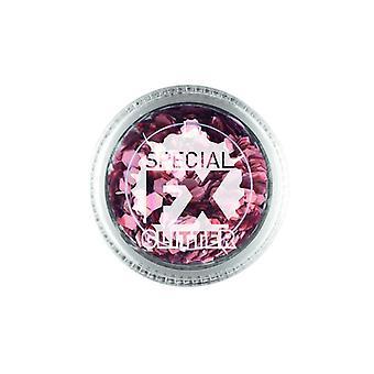 Make Up FX Glitter Konfetti rose gold Karneval Accessoire Schminke