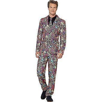 Neon Anzug, XL