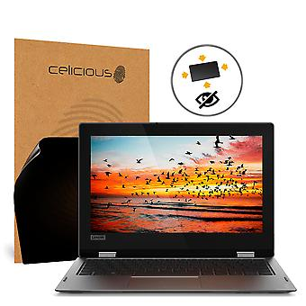 Celicious Privacy Plus 4-Way Anti-Spy Filter Screen Protector Film Compatible with Lenovo Yoga 330 11