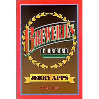 Brasseries du Wisconsin par Jerry Apps - livre 9780299133740