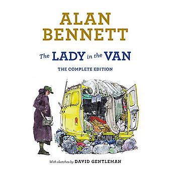 The Lady in the Van (Main-The Complete ed) - 9780571326204 Book